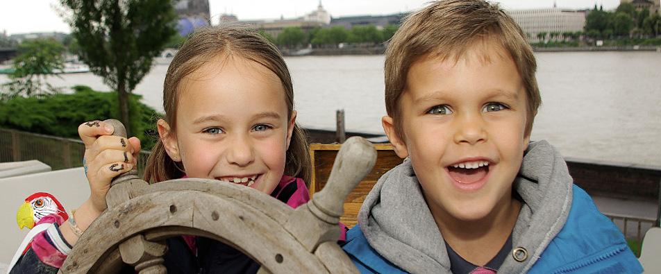 Kinderunterhaltung für Ihr Mitarbeiterfest und Kongress mit Knallfrosch Kinderevents Köln
